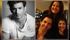 Sushant Singh Rajput Death Case: Hrithik Roshan's mother, Pinkie and sister, Sunaina pray for justice
