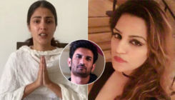 Sushant Singh Rajput's sister Shweta demands Rhea Chakraborty be taken into custody; slams her for doing 'publicity stunts'
