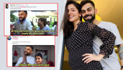 Anushka Sharma and Virat Kohli announce pregnancy news; netizens flood Twitter with hilarious memes