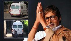Amitabh Bachchan returns home after testing negative for Covid-19; thanks almighty and fans for their prayers