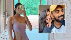 Athiya Shetty's swimsuit picture gets a cheeky comment from rumoured BF KL Rahul