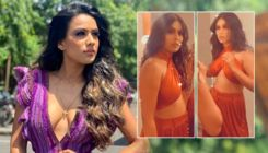 Sharing a sizzling video, Nia Sharma asks,