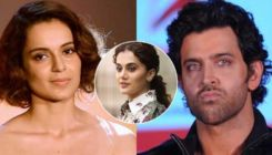 Team Kangana Ranaut takes a dig at 'silly ex' Hrithik Roshan for wishing Taapsee Pannu on her birthday; says,
