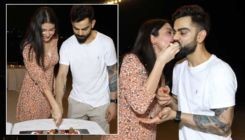 Virat Kohli-Anushka Sharma celebrate their pregnancy in Dubai with the RCB squad - watch video