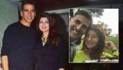 Twinkle Khanna shares glimpse of 'big boy' Akshay Kumar's birthday celebration; other B-townies wish the actor