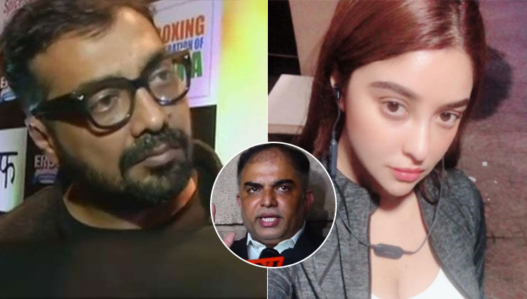 Payal Ghosh couldn't file a #MeToo complaint against Anurag Kashyap last night due to absence of a female officer