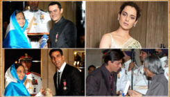 Kangana Ranaut to Aamir Khan - 17 Bollywood celebs who received the Padma Shri Award