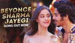'Beyonce Sharma Jayegi' Song: Ishaan Khatter and Ananya Panday are here with a typical item number