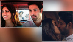 Vikrant Massey on intimate scenes with Bhumi Pednekar: I was concerned about was my beard scratching her face