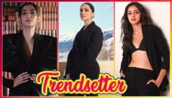 Deepika Padukone to Ananya Panday to Sonam Kapoor - Bollywood divas who slayed in boss-lady outfits