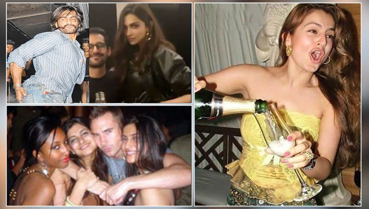In Pics: Here's what happens inside the glamorous Bollywood parties