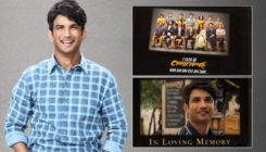 'Chhichhore' team pays tribute to Sushant Singh Rajput as the movie clocks 1 year-watch video
