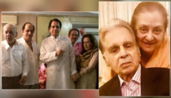 OMG! Dilip Kumar hasn't been informed by Saira Banu about the death of his two brothers due to Covid-19
