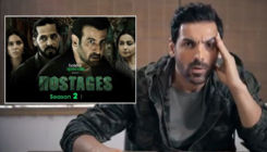 'Hostages' Season 2: John Abraham is enthralled by the suspense masala actioner - watch video