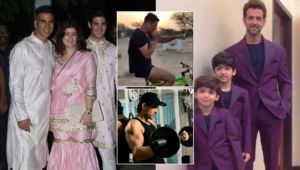 Akshay Kumar to Hrithik Roshan: Here are the superfit dads of Bollywood