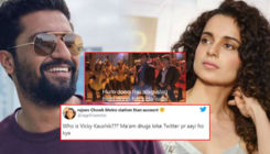 Kangana Ranaut roasted by twitterati for calling Vicky Kaushal as Vicky Kaushik; Trolls ask,