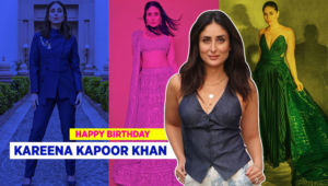 Kareena Kapoor Khan Birthday Special: These pictures of Bebo prove that she is a true blue fashionista