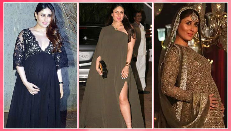 As Kareena Kapoor Khan expects her second child, check out her fashionable maternity looks