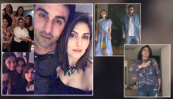 Ranbir Kapoor, Alia Bhatt and Neetu make Riddhima Kapoor's birthday bash all the more special- watch video