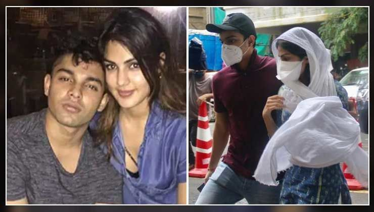 Rhea Chakraborty's judicial custody extended till October 6; actress & her brother Showik approach Bombay High Court