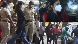 Rhea Chakraborty, brother Showik and SSR's house-help Dipesh Sawant taken for their medical tests - view photos