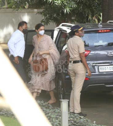 Deepika to be questioned about the WhatsApp messages