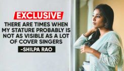 Shilpa Rao opens up on feeling hurt about many of her original songs being less popular than their cover versions