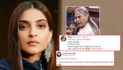 Sonam Kapoor says she wants to be Jaya Bachchan when she grows up; netizens troll her saying,