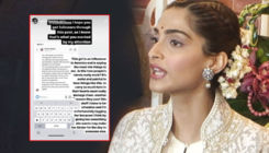 Sonam Kapoor exposes a troll who called her 'pure product of nepotism'; says,