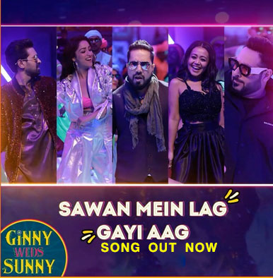'Sawan Mein Lag Gayi Aag': Neha Kakkar, Badshah, Mika Singh come up with a party anthem for Yami Gautam-Vikrant Massey's 'Ginny Weds Sunny'