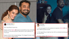 Taapsee Pannu levelled as 'hypocrite' by Twitterati for standing strong by #MeToo accused Anurag Kashyap