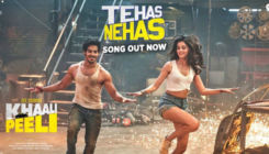 'Tehas Nehas' Song: Ishaan Khatter tries to woo chikni Chameli Ananya Panday in this 'love song'