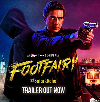 'Footfairy' Trailer: Gulshan Devaiah and Kunaal Roy Kapur's psychological crime thriller seems spine-chilling
