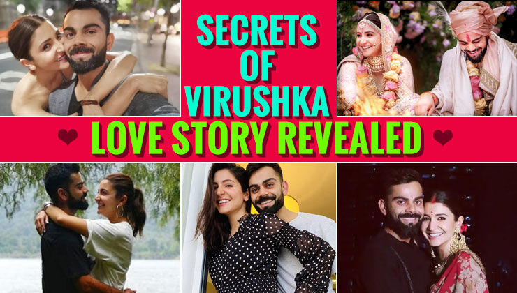 Demystifying Virushka's Love Story: Secrets of the mushy romance of Virat Kohli and Anushka Sharma revealed