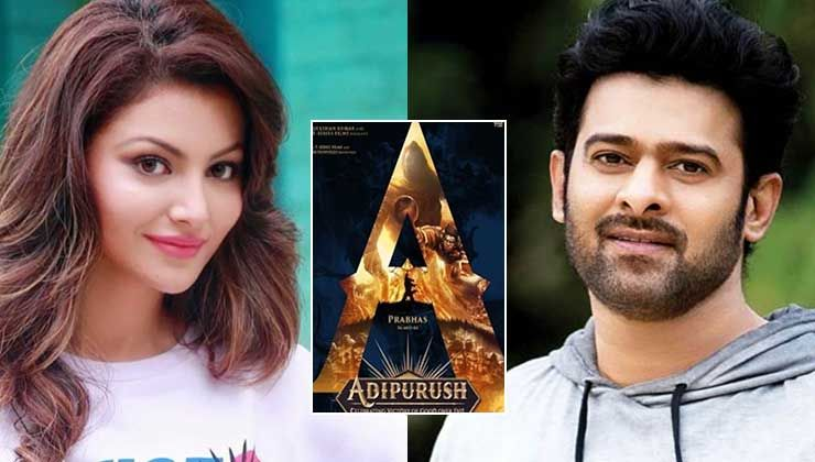 'Adipurush': Makers of Prabhas' period drama approach Urvashi Rautela to play the lead actress?