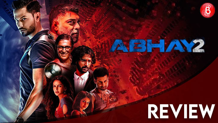 'Abhay 2' Review: Kunal Kemmu's cop drama is a dark gory thriller that is sure to satiate your taste buds