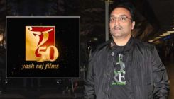 Aditya Chopra unveils a special logo to commemorate 50 years of Yash Raj Films