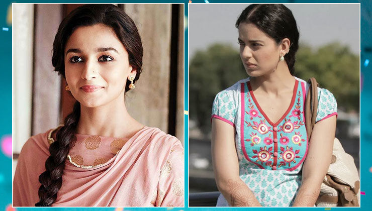 Alia Bhatt to Kangana Ranaut – Women in films today are spearheading a much-needed change