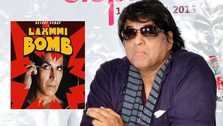 "Laxmmi Bomb: Mukesh Khanna slams the film's title; asks, ""Can one dare to name their films Allah Bomb or Badmash Jesus?"" 