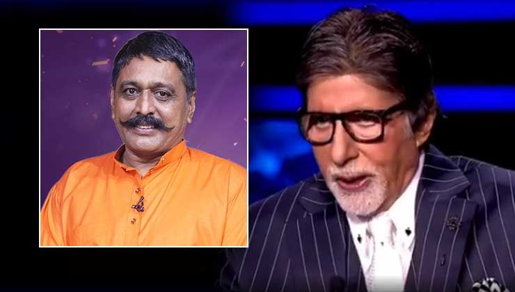 'KBC 12': Amitabh Bachchan schools a contestant who wished to use prize money to get plastic surgery done of wife's face