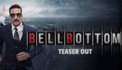 'Bell Bottom' Teaser Out:  Akshay Kumar makes suave & stylish entry as the unforgettable hero of the 80s