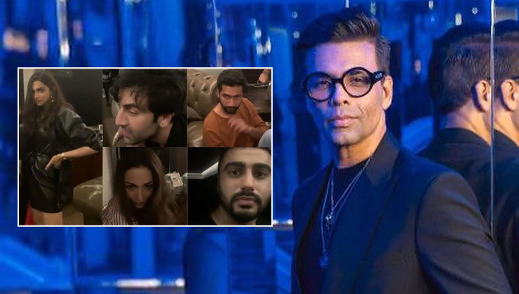 Karan Johar's viral house party video gets a clean chit from Forensic Science Laboratory