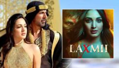 'Laxmii': Makers release an enticing poster featuring Kiara Advani and Akshay Kumar with the new title