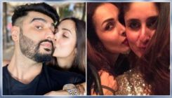 Arjun Kapoor has the goofiest birthday wish for his ladylove Malaika Arora; Kareena Kapoor also showers love on her BFF