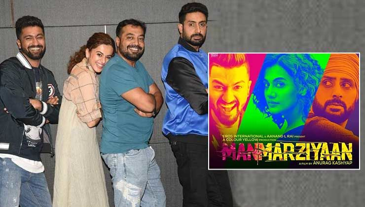 'Manmarziyaan': Anurag Kashyap planning to make a sequel with the same cast?