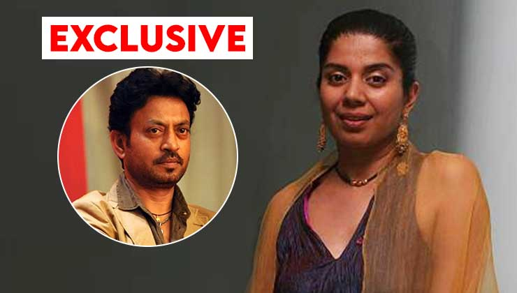 Mita Vashisht: Irrfan Khan came in my dreams two weeks before he died | Bollywood Bubble