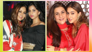 Sara Ali Khan and Amrita Singh To Suhana Khan and Gauri Khan – 10 stylish mother-daughter duos of Bollywood