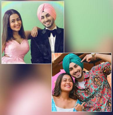 Say What! Neha Kakkar and Rohanpreet Singh to have a registered marriage on THIS date?