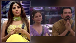 'Bigg Boss 14': Nikki Tamboli gets warned by Abhinav Shukla not to mess with him and his wife Rubina Dilaik
