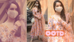 Shraddha Kapoor paints the town pink in her floral outfit as she steps out in the city - view photos
